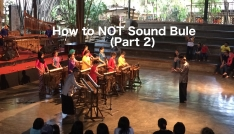 How to Not Sound Bule 3